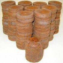 Pastilles de tourbe Jiffy : 100 pastilles