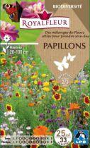 Mélanges de Fleurs pour PAPILLONS : pour 25 m²