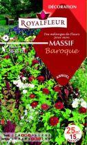 Mélanges MASSIF Baroque : pour 25 m²
