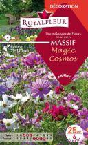 Mélanges MASSIF Magic Cosmos : pour 25 m²