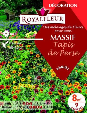 Mélanges MASSIF Tapis de Perse : pour 8 m²