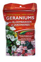 Engrais Geraniums & Jardinieres DCM : 750 gr