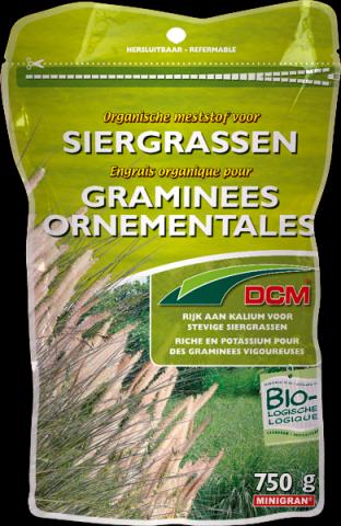 Engrais Graminées Ornementales & Bambou DCM : 750 gr