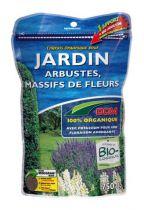Engrais Jardin DCM 750 gr : arbustes, massifs de fleurs