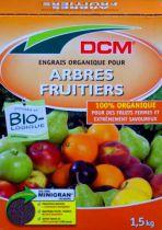 Engrais Organique DCM pour Arbres Fruitiers : 1.5 kg
