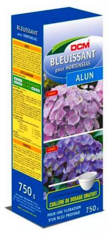 Bleuissant Hortensias DCM : 750 gr