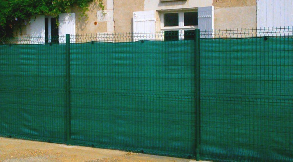 Brise-vue 1.80 x 25 mètres pour jardins et terrasses