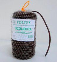 Lien de tuteurage Scoubitol ® extensible : diamètre 5 mm -  bobine de 81 mètres