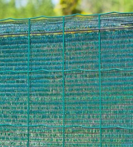 Brise-vue occultant jardin 85 % : 1,80 x 50 mètres