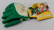 Gants rosier vert : Taille 08