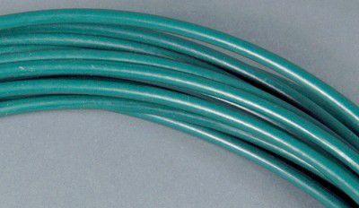 Câble acier enduit PVC : Ø 5mm - bobine de 50 mètres