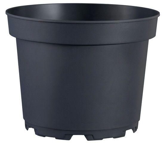 Pot de culture Thermoformé noir MCI 21 : 4 litres - 70 pièces