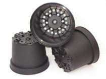Pot de culture Thermoformé noir MCI 29 : 10 litres - 55 pièces