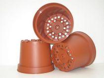 Pot de culture Thermoformé terre cuite MCI 19 : 3 litres -75 pièces