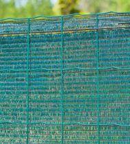 Brise-vue occultant jardin 85 % : 2 x 10 mètres