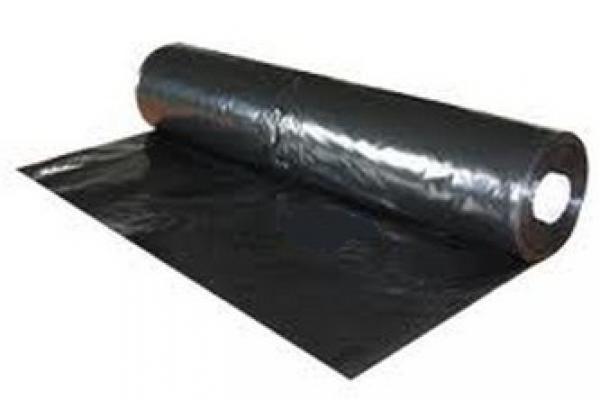 Bâche standard type ensilage - Noire - 150 microns - Largeur 3 M / 6 M