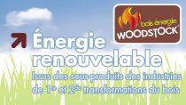 Granulés de bois (pellets) Woodstock® Bois granulés : Sac de 15 kilos *