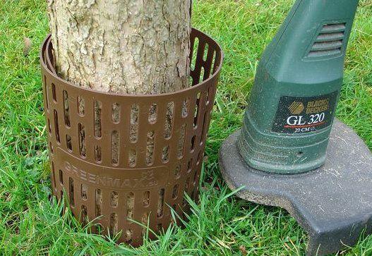 Manchon de protection pour tronc d'arbre TreeProtect
