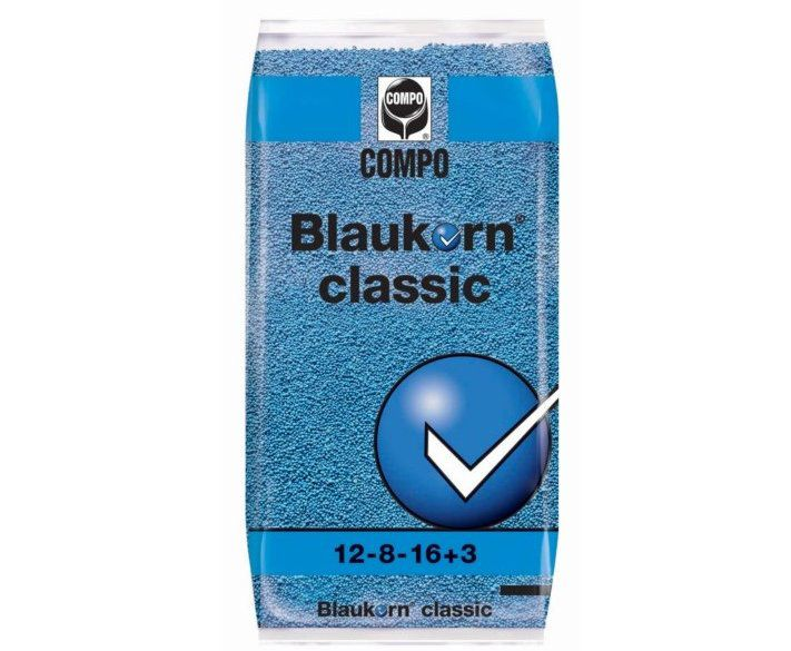 Blaukorn Classic 12-8-16 +3%MgO 25kg
