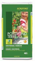 Terreau universel Agrofino® : 40 Litres