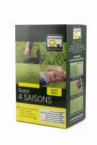 GAZON 4 SAISONS MDG : boîte de 1 kg /  boîte de 2.5 kg