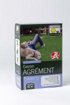 GAZON AGREMENT MDG LR : boîte de 1 kg /  boîte de 3 kg LABEL ROUGE